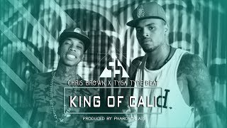 "Tyga x Chris Brown Type Beat - ""King of Cali"" (Prod. By Pharoh Beats)"