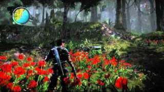 Just Cause 2 video escotilha do lost