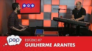 Guilherme Arantes - A Whiter Shade Of Pale (Estúdio R7)