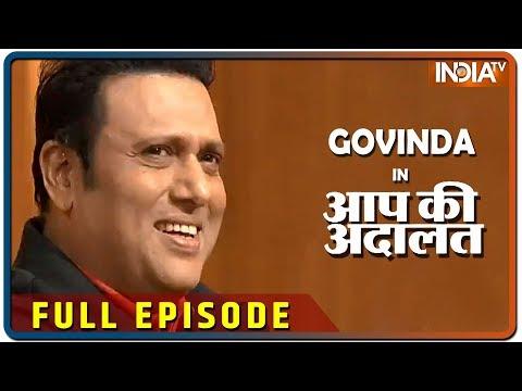 Download Video Govinda In Aap Ki Adalat (Full Episode)