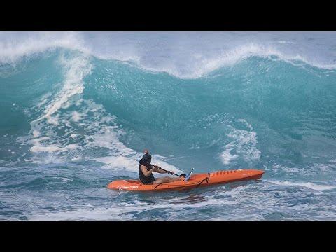 Who is JOB 6.0 Extra: The Kayak Trifecta
