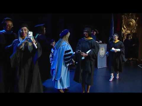 Conferral of Academic Degrees - Graduate School