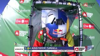 Winning Run Kristofer Turdell - FWT18 Vallnord-Arcalís Andorra