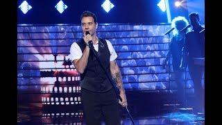 Miquel Fernández imita a Robbie Williams - Tu cara Me Suena