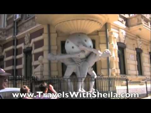 Olgas Walking Tour: The Shortest Street in Odessa
