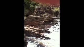 Cacheira da Pedra Furada - Jacaraci-Bahia