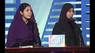 WAQAS AHMED ANMOL in BAZM E TARIQ AZIZ 1st 2009   YouTube 03466339920