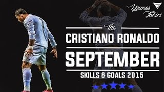 Cristiano Ronaldo - Skills & Goals September 2015 HD 1080p