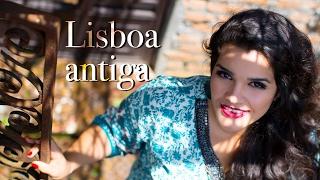 Fado LISBOA ANTIGA - Larissa Lima - AO VIVO (Letra | Subtitles | Lyrics)