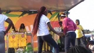 Estudantes Dancam Quadradinho-Maputo-Mozambique