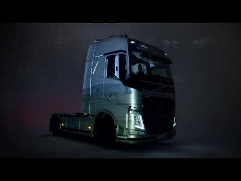 Volvo Trucks - This Volvo FH is built to conquer hills and handle curved roads