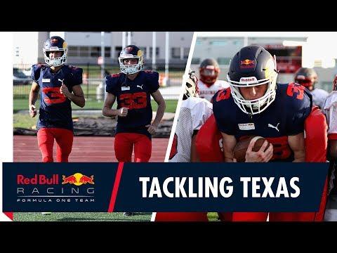 Max and Daniel Play American Football