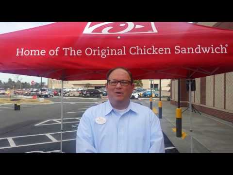 Chick-fil-A owner discusses Salina move