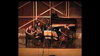 Olivier Messiaen - Quarteto para o fim dos tempos - Entreato