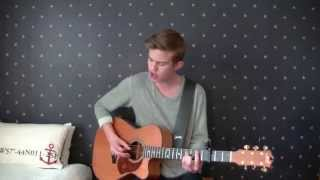 Avicii - Waiting for love (acoustic cover by Fredrik Toremark)