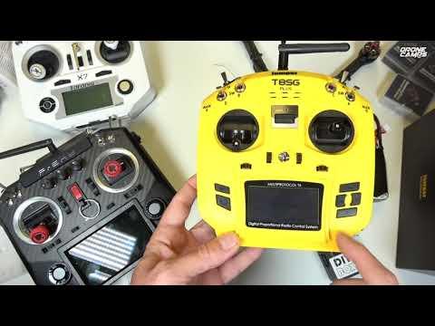 BEST $130 RADIO! - Jumper T8SG V2 PLUS - 40+ Protocols & Crossfire works!