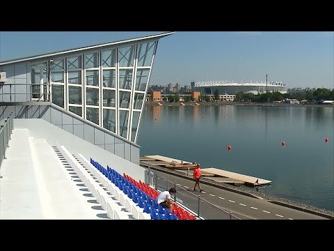 Спорт-на-Дону. Развитие гребного спорта в Ростовской области