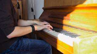 I can go the distance   Hercules Piano Cover
