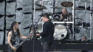 Disturbed LIVE The Vengeful One - Graspop 2016