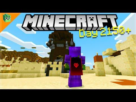 🔴I spent 2,150+ Days in this world!   Minecraft Survival Stories!🔴