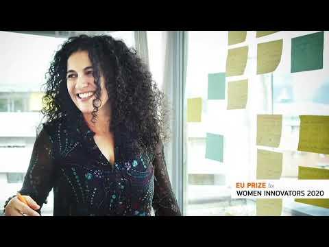 Women Innovators 2020 Winner Madiha Derouazi (Switzerland) photo