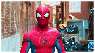 "Spider man Homecoming ""Friendly Neighbourhood Spiderman"" Movie Clip (2017) Superhero Movie HD"