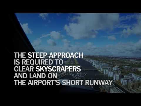 G280 Steep Approach Capabilities