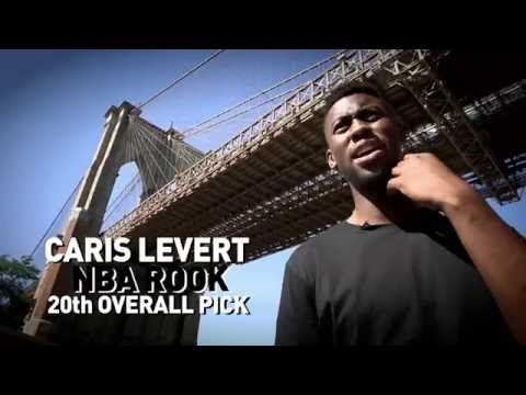 NBA Rooks: Caris LeVert Welcome to Brooklyn