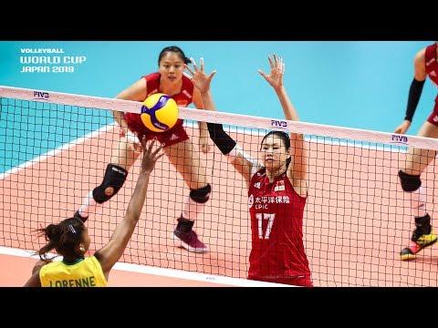Yan Ni 颜妮 - Best Middle Blocker  | World Cup Dream Team 2019