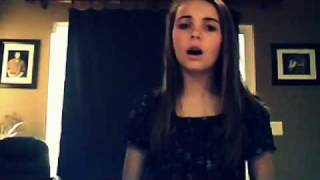 """Me ( Emily McKenna) singing """"Your Not sorry"""" by: taylor swift"""