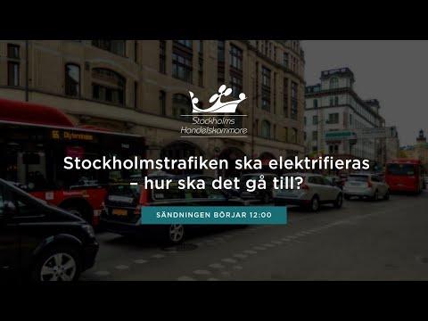 Stockholmstrafiken ska elektrifieras – hur ska det gå till?