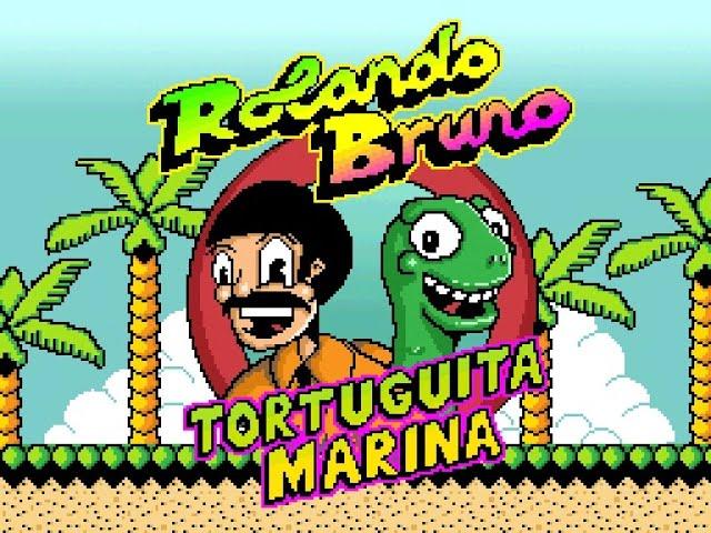 Videoclip ''Tortuguita Marina'', de Rolando Bruno.