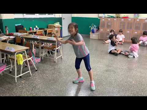 釜小108學年度二年級唱遊課-冰原飄移舞 - YouTube