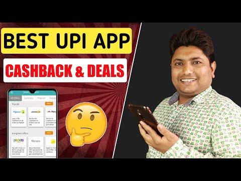 Best UPI App for Cashback   Best UPI Payment App in India   UPI Wallet Without Bank Account