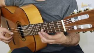 Uzun İnce Bir Yoldayım - Gitar Doğaçlama