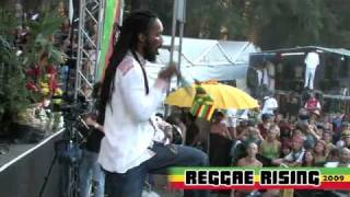 "Niyorah ""We Shall See"" Live at Reggae Rising 2009"