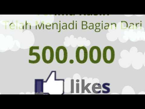 Wego Indonesia 500.000 Fans