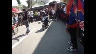 TABAK Festival DRAG RACE 2013 r150 stock bore stock stroke