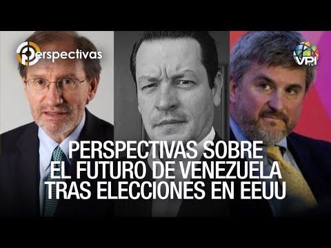 Perspectivas sobre el futuro de Venezuela tras elecciones en EEUU - VPItv