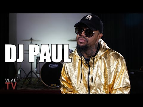 DJ Paul Feels Like Every Household Should Have an Assault Rifle (Part 6)