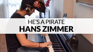 Hans Zimmer - He's a Pirate (Pirates Of The Caribbean Soundtrack) | Piano Cover