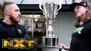 The BroserWeights' Portland road trip goes up in smoke: WWE NXT, Feb. 12, 2020