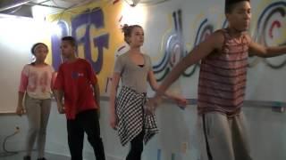 Accapella Tap Dance