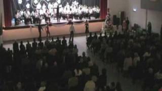 """""""España Cañi para 3 Trompetes"""" - Banda do Samouco no Conc. Aniv. SFPLS 1Dez2008"""