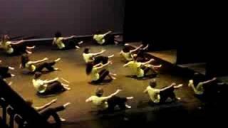 Coreografia Yoga-Pilates