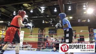 Ricardo Carrillo Chicago Citywide Boxing 2014