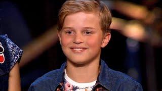 Alexander naar de finale van The voice Kids - Sexy als ik dans  HD