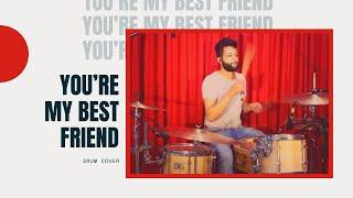 DAVI AYRES - You're my Best Friend - (Queen) - DRUM COVER