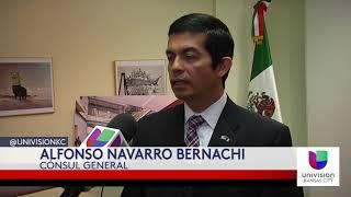 El Cónsul de México nos da detalles de la balacera del fin de semana
