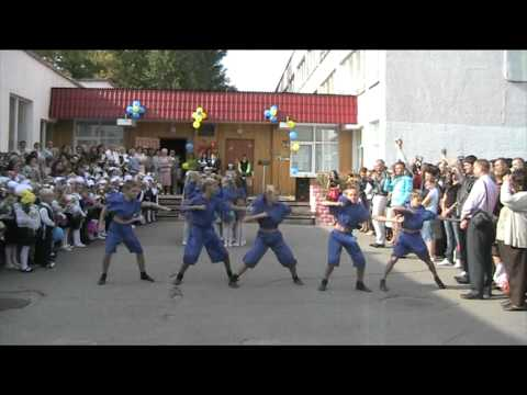 School 9 opening ceremony – Sumy, Ukraine